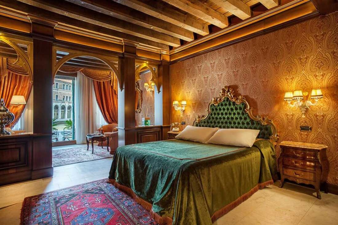 Hotel Al Ponte Antico, Venice (Junior Suite)
