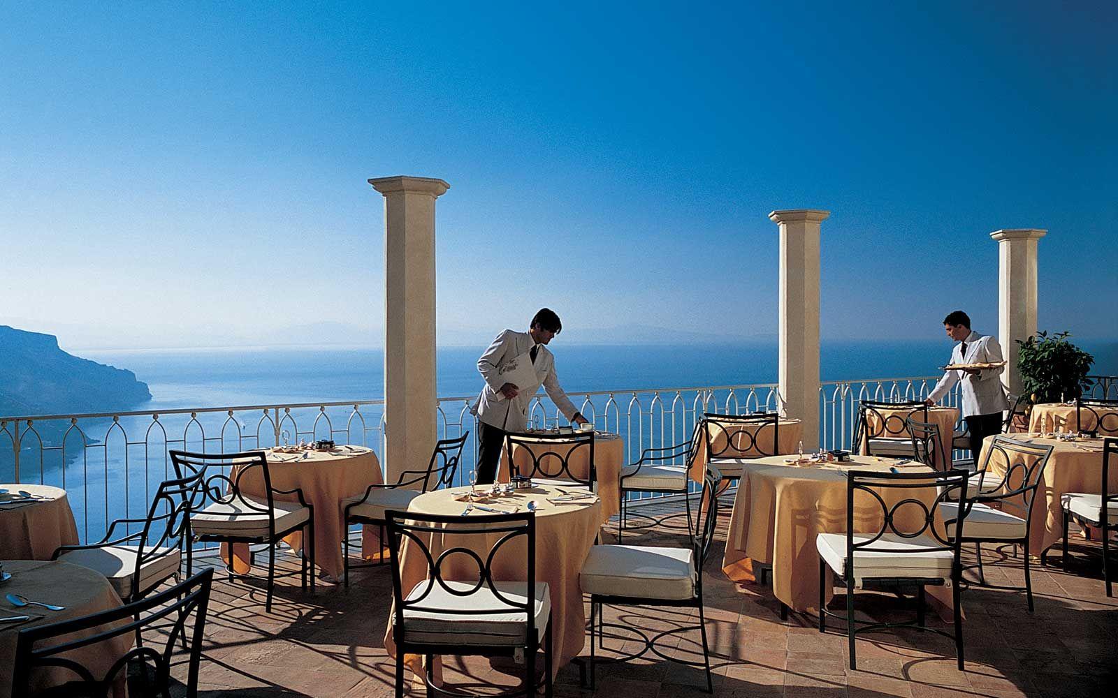 Restaurant - Belmond Hotel Caruso Ravello, Amalfi coast (Italy)